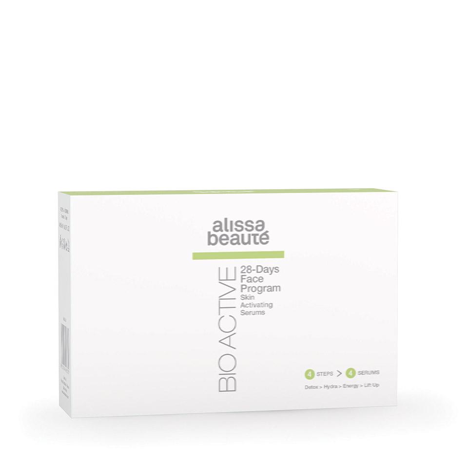 BIO ACTIVE – 28-Days Face Program Skin Activating Serums