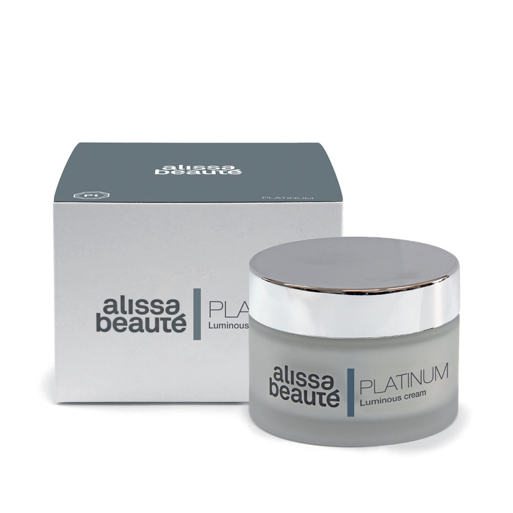 PLATINUM – Luminous cream