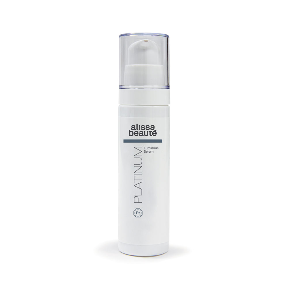 PLATINUM – Luminous serum