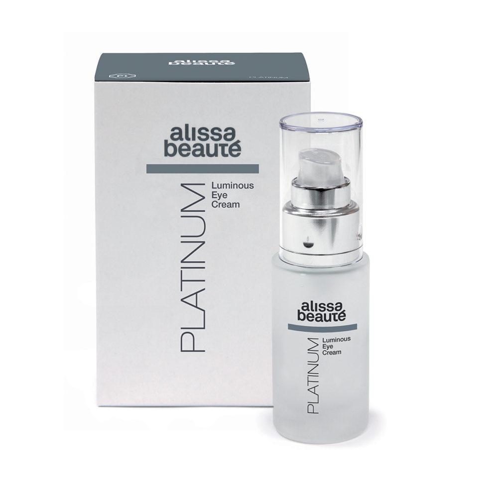 PLATINUM – Luminous Eye Cream