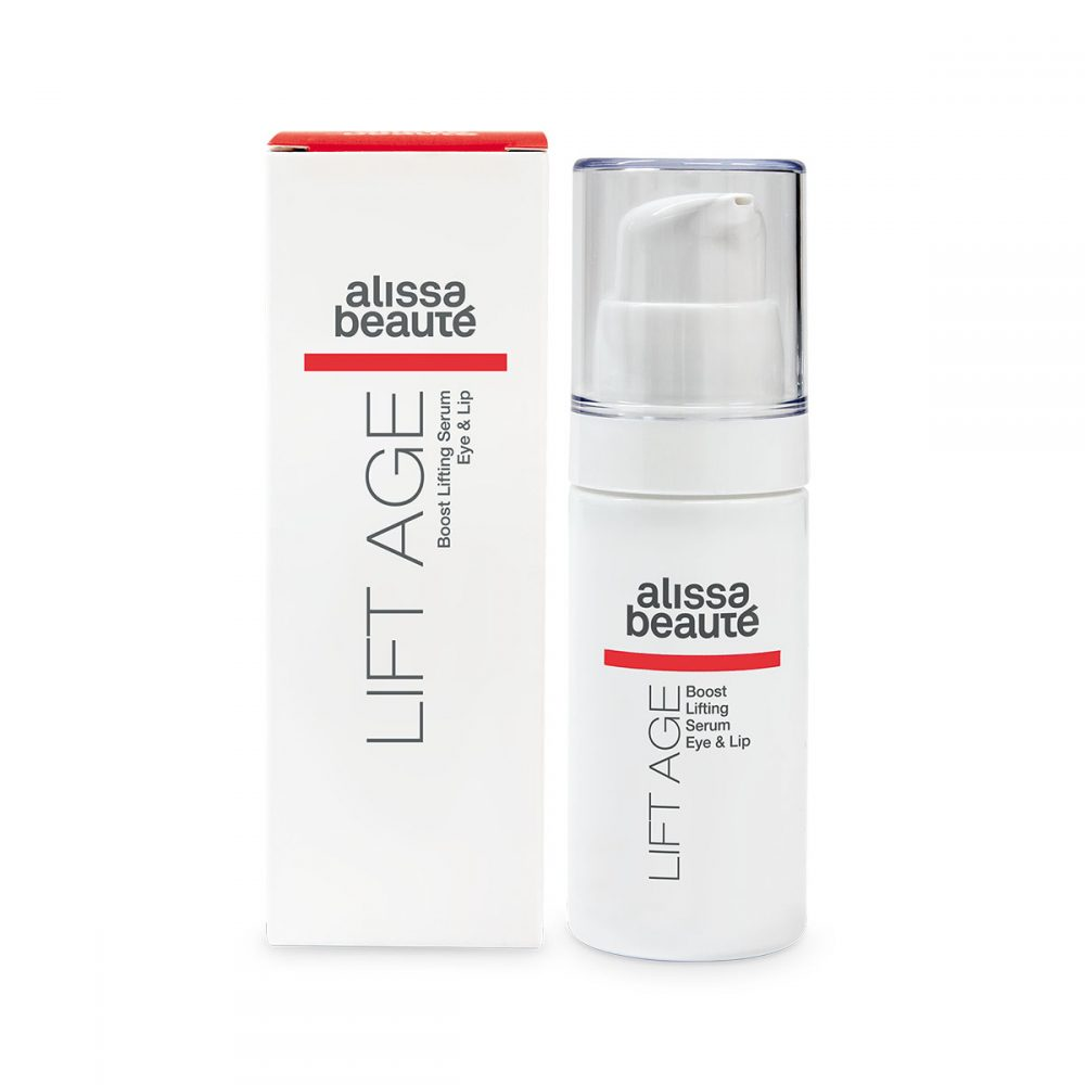 LIFT AGE – Boost Lifting Serum Eye & Lip