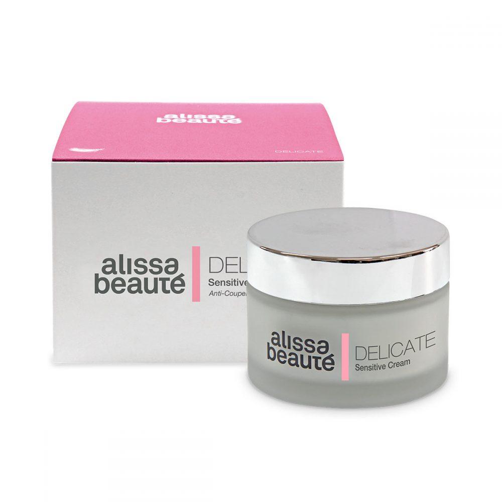 DELICATE – Sensitive Cream | Решение срещу купероза 50 ml