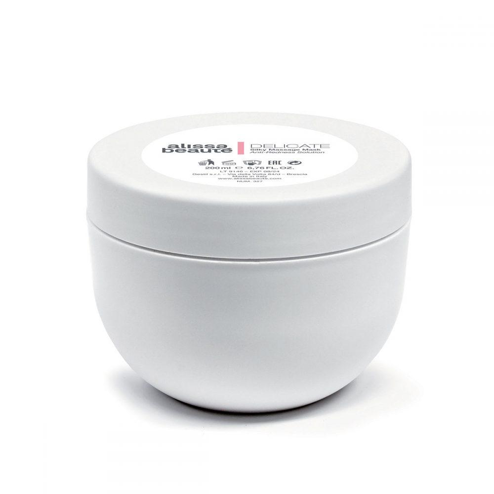 DELICATE – Silky Massage Mask 250 ml | Решение срещу зачервяване